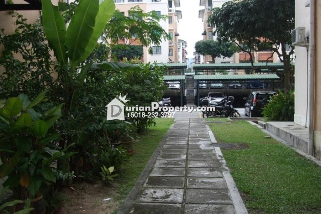 Apartment For Sale at SD Apartments II, Bandar Sri Damansara