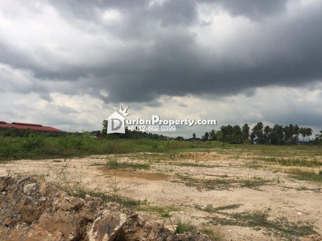 Industrial Land For Sale at Port Klang, Klang