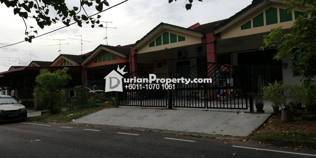 Terrace House For Sale at Bandar Putra, Kulai