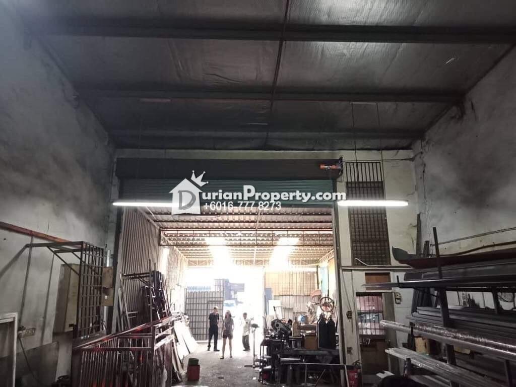 Terrace Factory For Rent at Taman Mount Austin, Tebrau