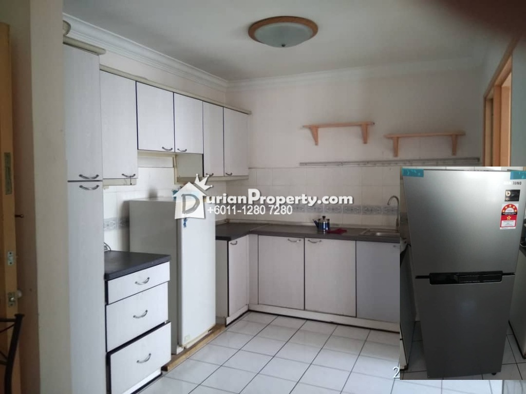 Condo Room for Rent at Pantai Hillpark 2, Pantai
