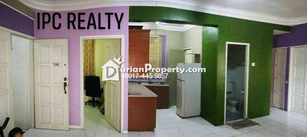 Apartment For Sale at Desa Bayan Apartment, Bayan Lepas