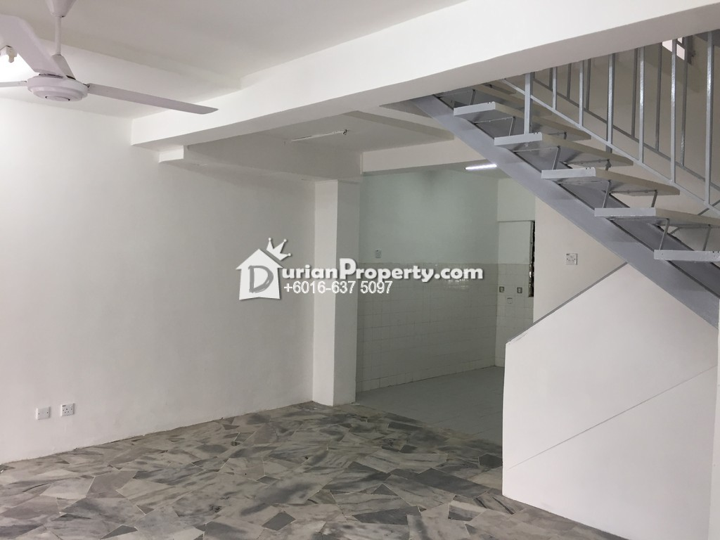 Terrace House For Rent at Taman Sri Bahagia, Cheras South