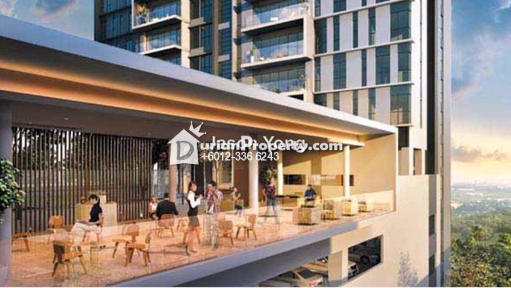 Condo For Sale at Cloudtree, Bandar Damai Perdana