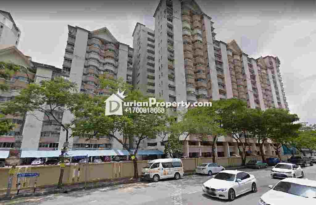 Serviced Residence For Auction at Kuchai Avenue, Kuchai Lama