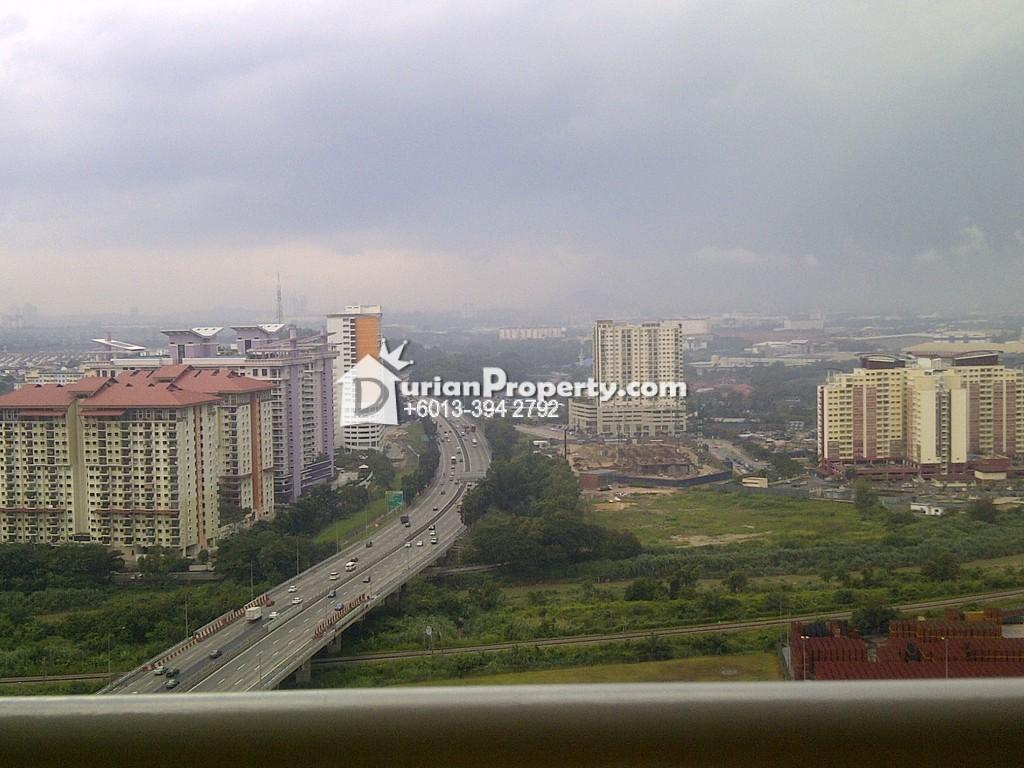 Apartment For Rent at Menara U, Section 13
