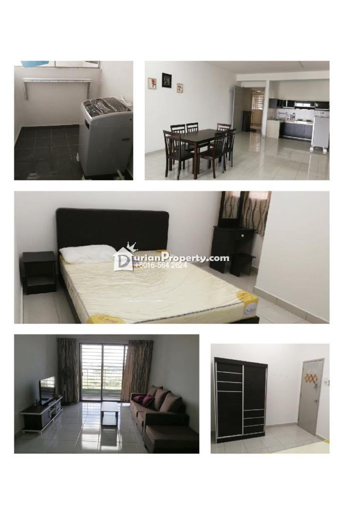 Condo Room for Rent at Ivory Residence @ Mutiara Heights Kajang, Kajang