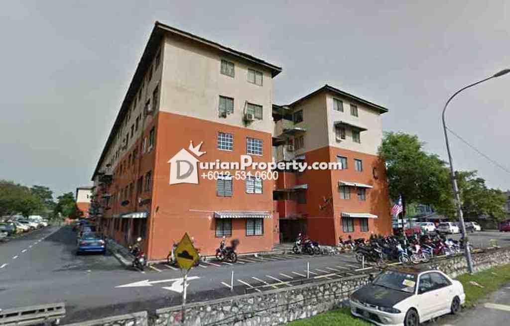 Apartment For Auction at Taman Subang Perdana, Subang