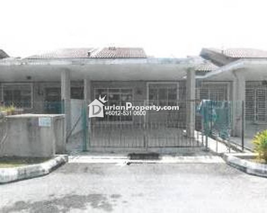 Semi-D Warehouse For Auction at Taman Pandan Damai, Kuantan