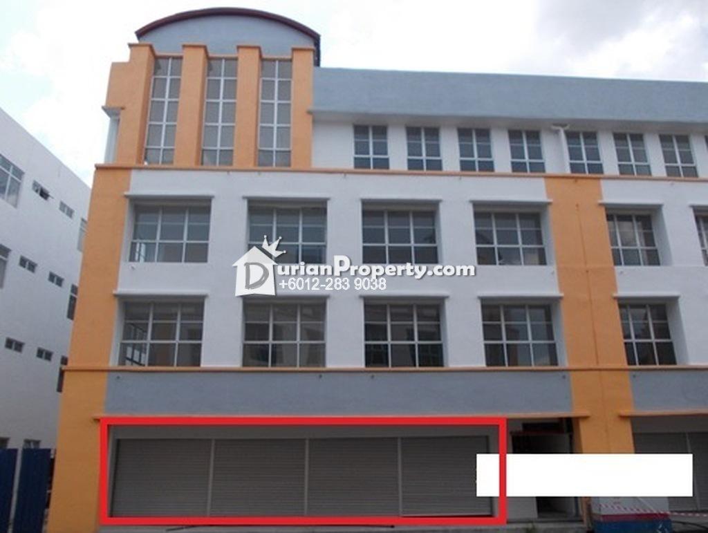 Shop For Rent at Pulau Melaka, Bandar Melaka