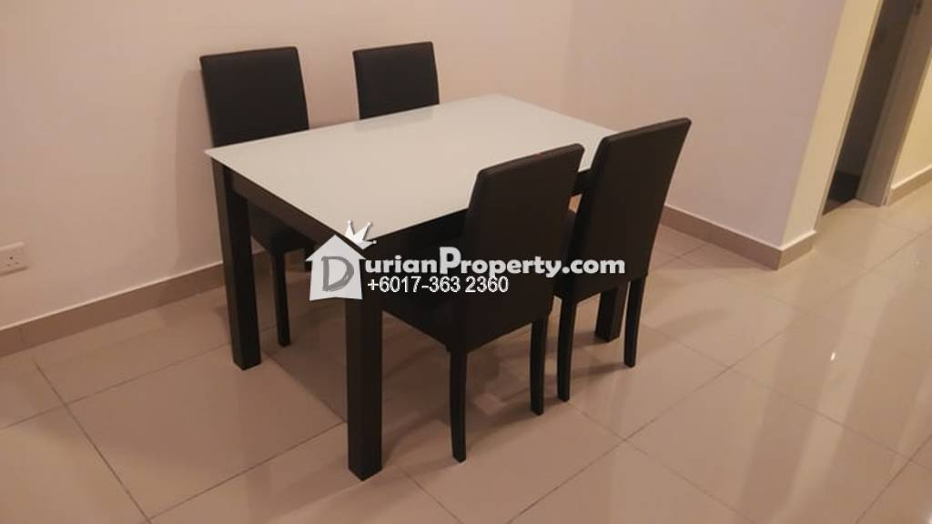 Condo For Rent at Paramount Utropolis, Shah Alam