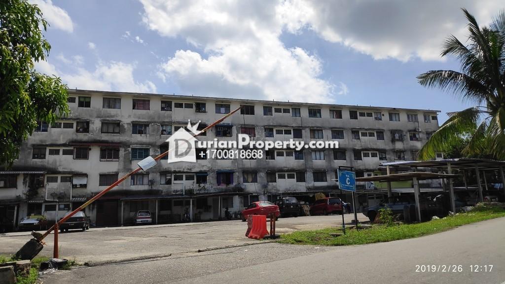 Flat For Auction at Taman Seri Cheras, Batu 9 Cheras