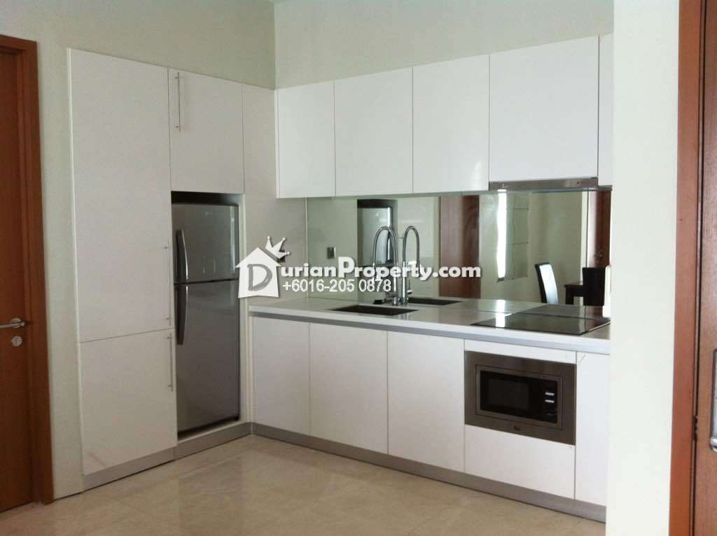 Condo For Rent at Soho Suites, KLCC