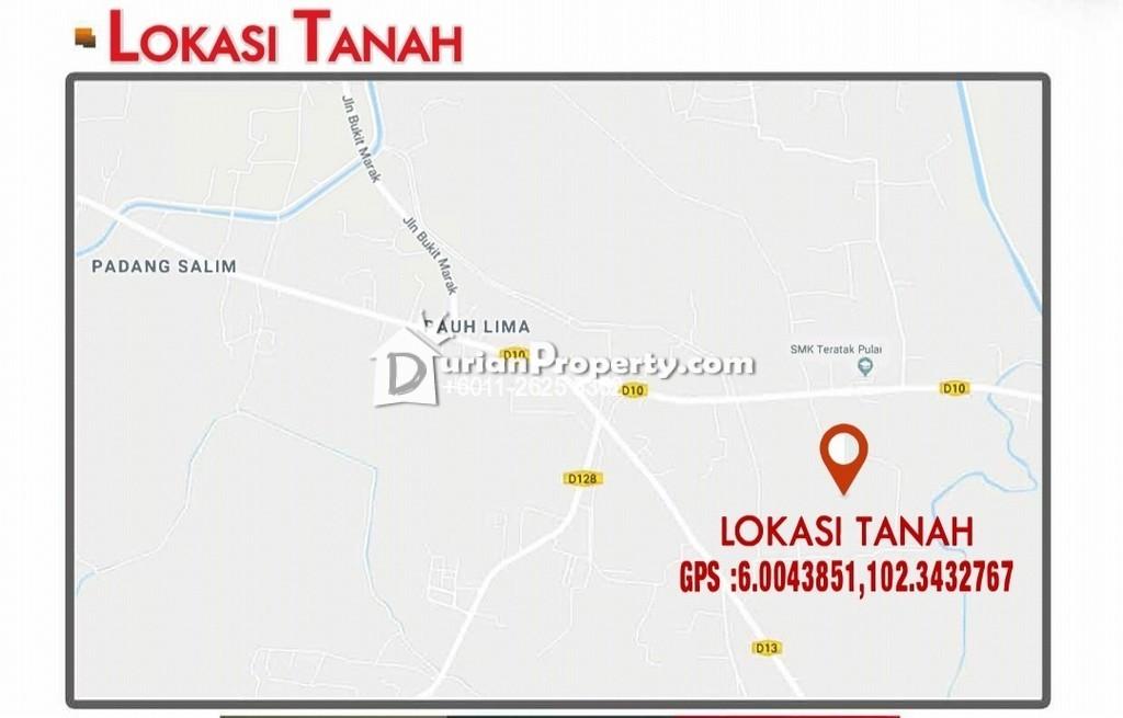 Bungalow House New Launch at Bachok, Kelantan