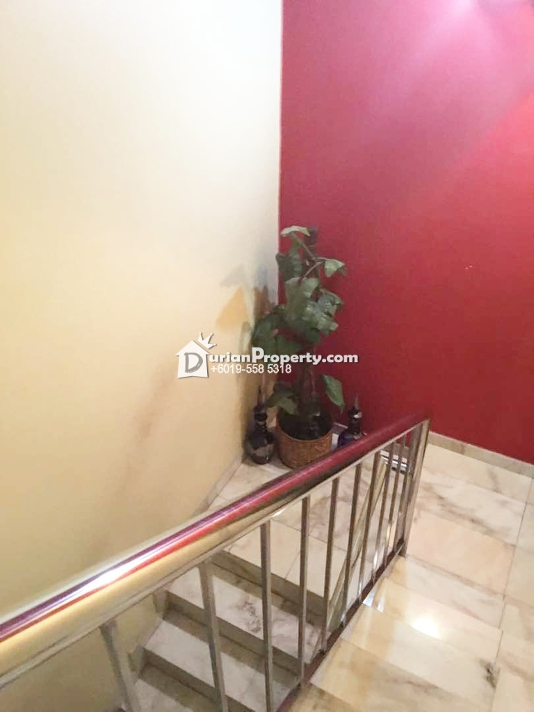 Terrace House For Sale at Zone N, Bandar Baru Sri Petaling