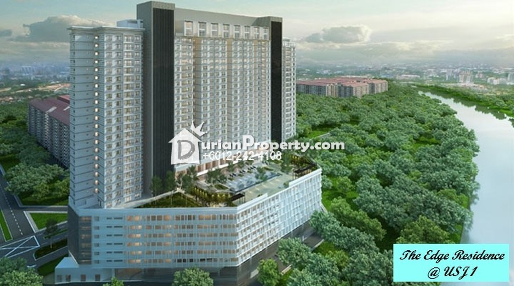 Serviced Residence For Sale at The Edge Residence, USJ 1