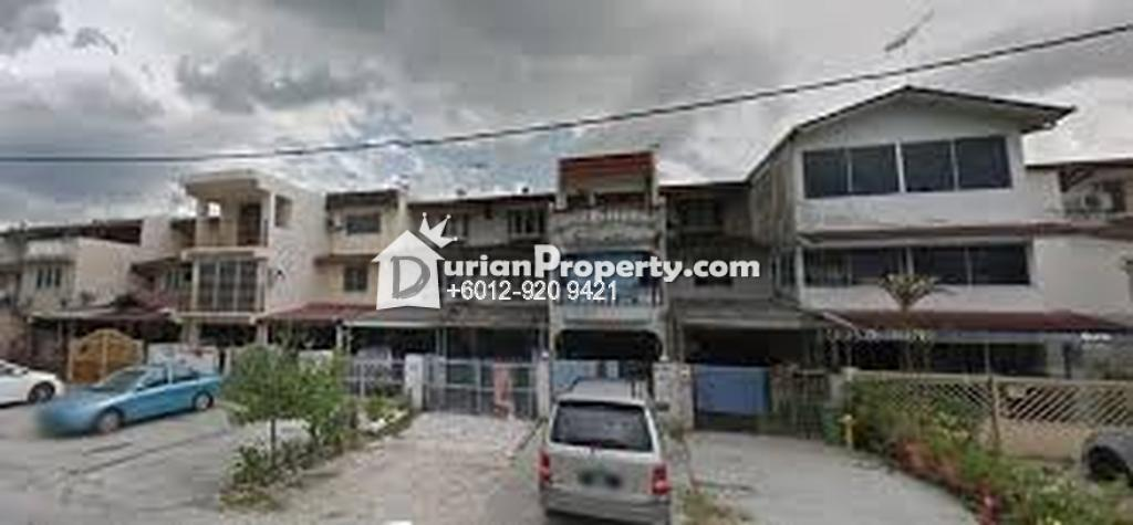 Terrace House For Sale at Taman Dato Senu, Kuala Lumpur