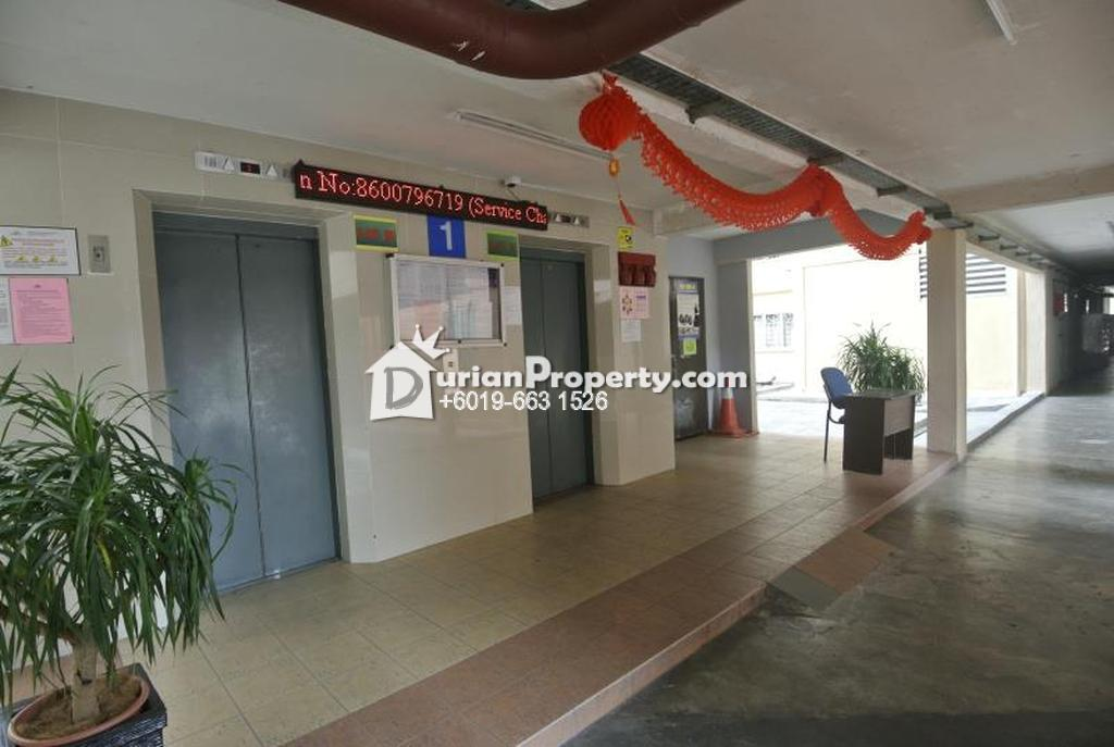 Condo For Sale at Kenaria Condominium, Taman Sri Kenari