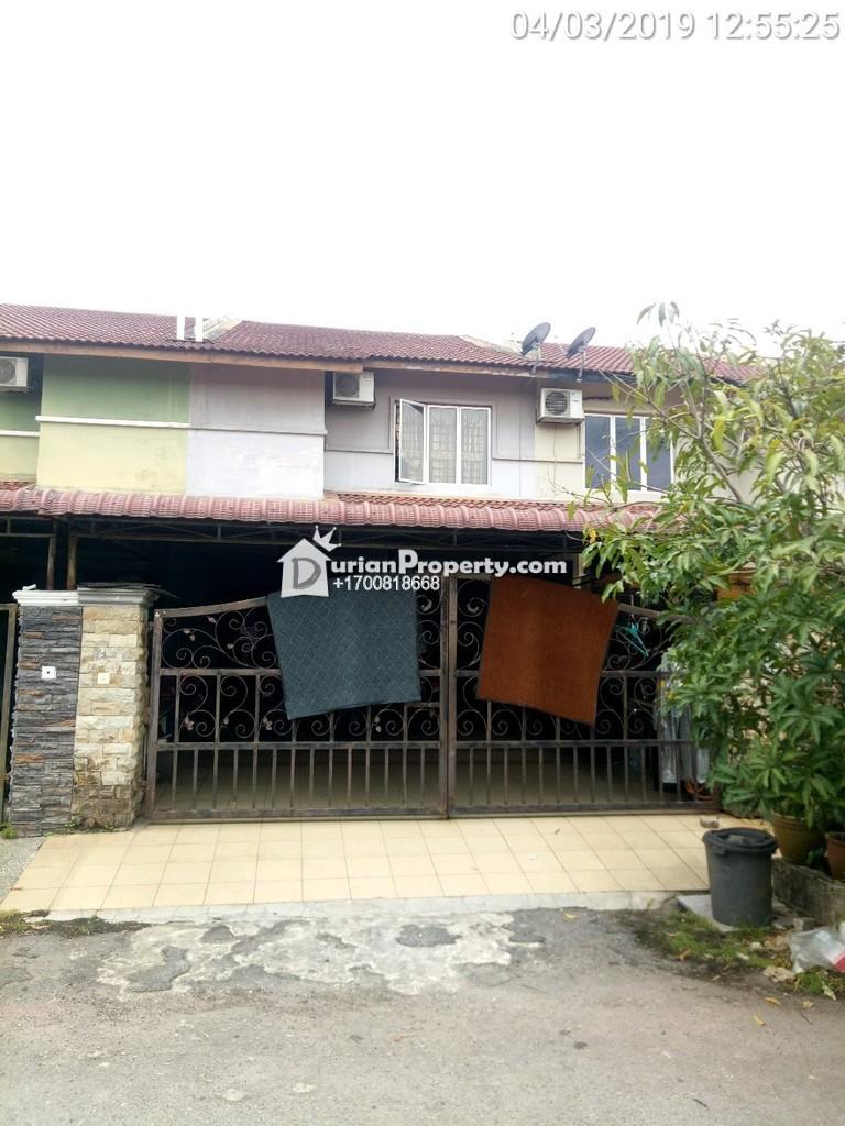 Terrace House For Auction at Taman Bayu Permai, Rawang