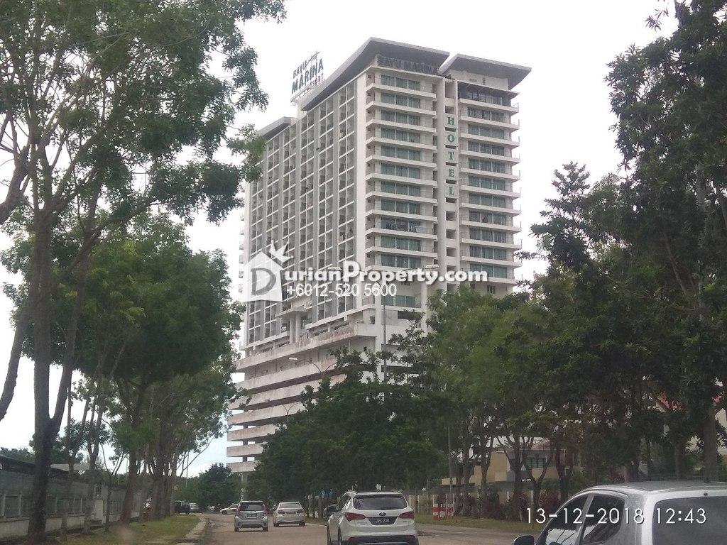 Serviced Residence For Auction at Bayu Marina, Johor Bahru
