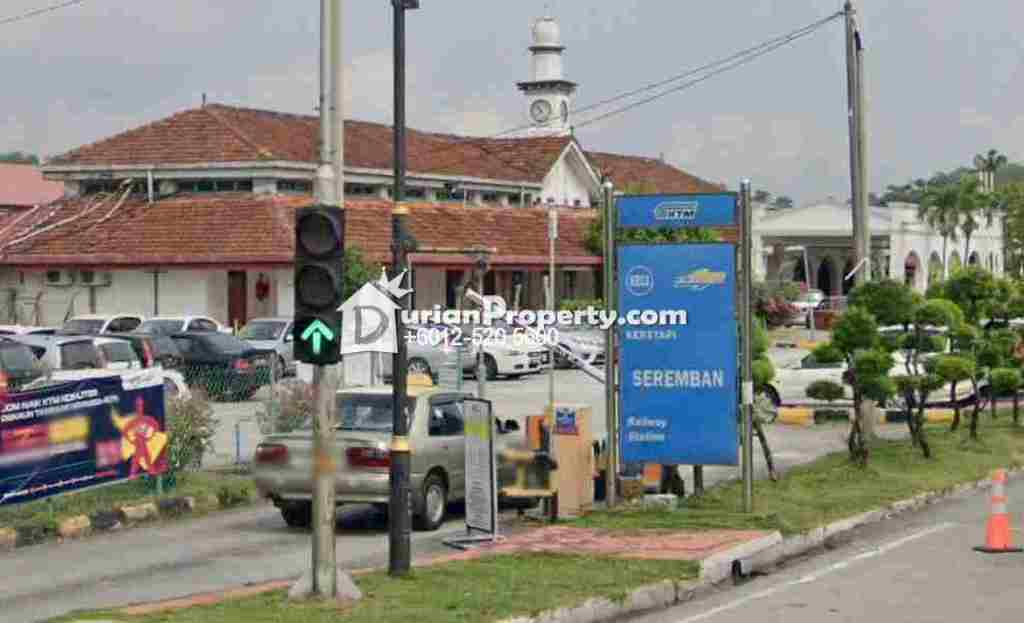 Shop For Auction at Terminal 1 Shopping Plaza, Seremban