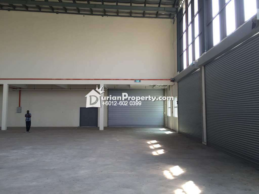 Semi-D Factory For Sale at Shah Alam Technology Park, Shah Alam