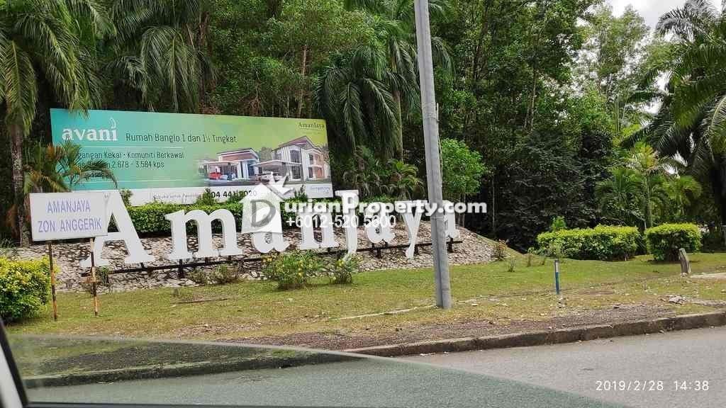 Terrace House For Auction at Bandar Amanjaya, Sungai Petani