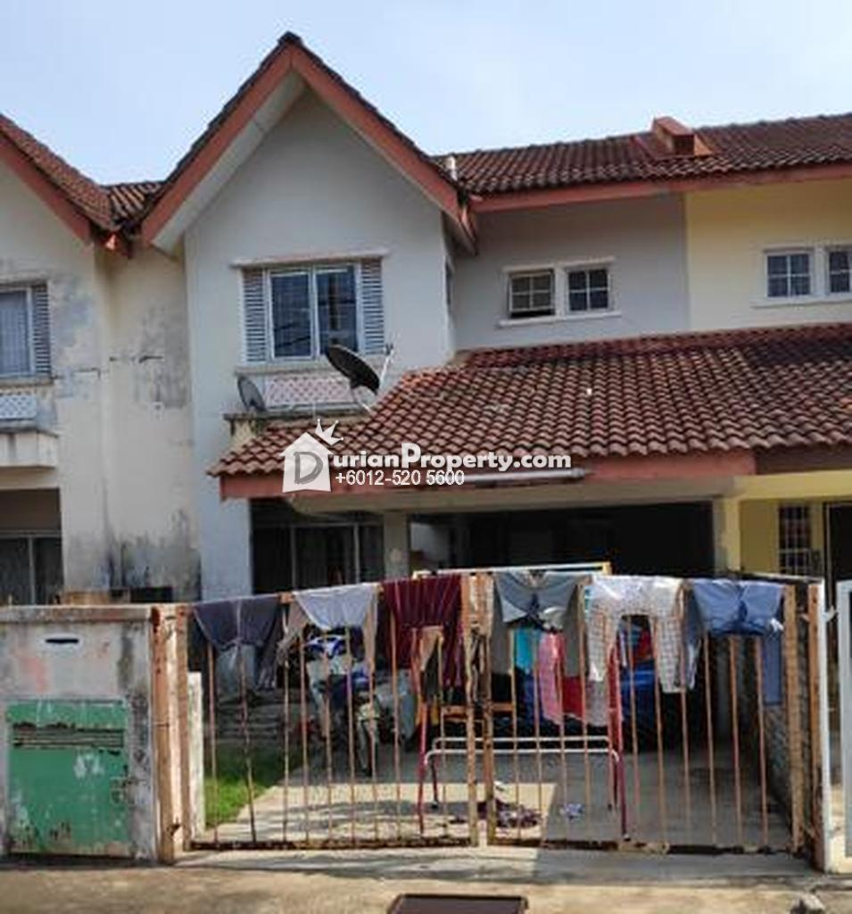Terrace House For Auction at Bandar Perdana, Sungai Petani