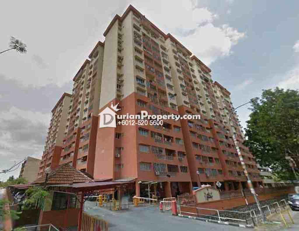 Apartment For Auction at Sri Camellia Apartment, Kajang