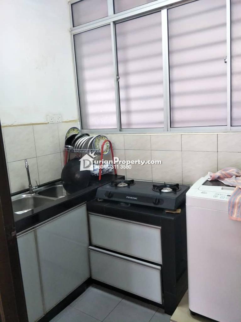 Apartment For Sale at Suriamas Suites, Johor Bahru
