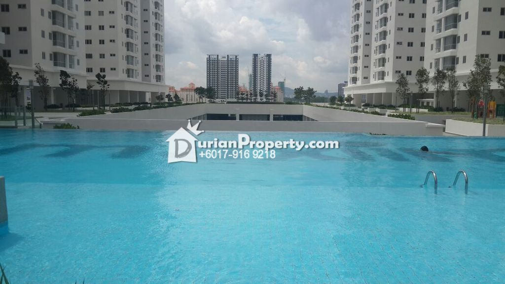 Condo For Sale at Maxim Citylights, Sentul