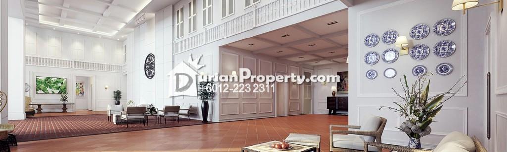 Condo For Sale at Tuan Residency, Taman City