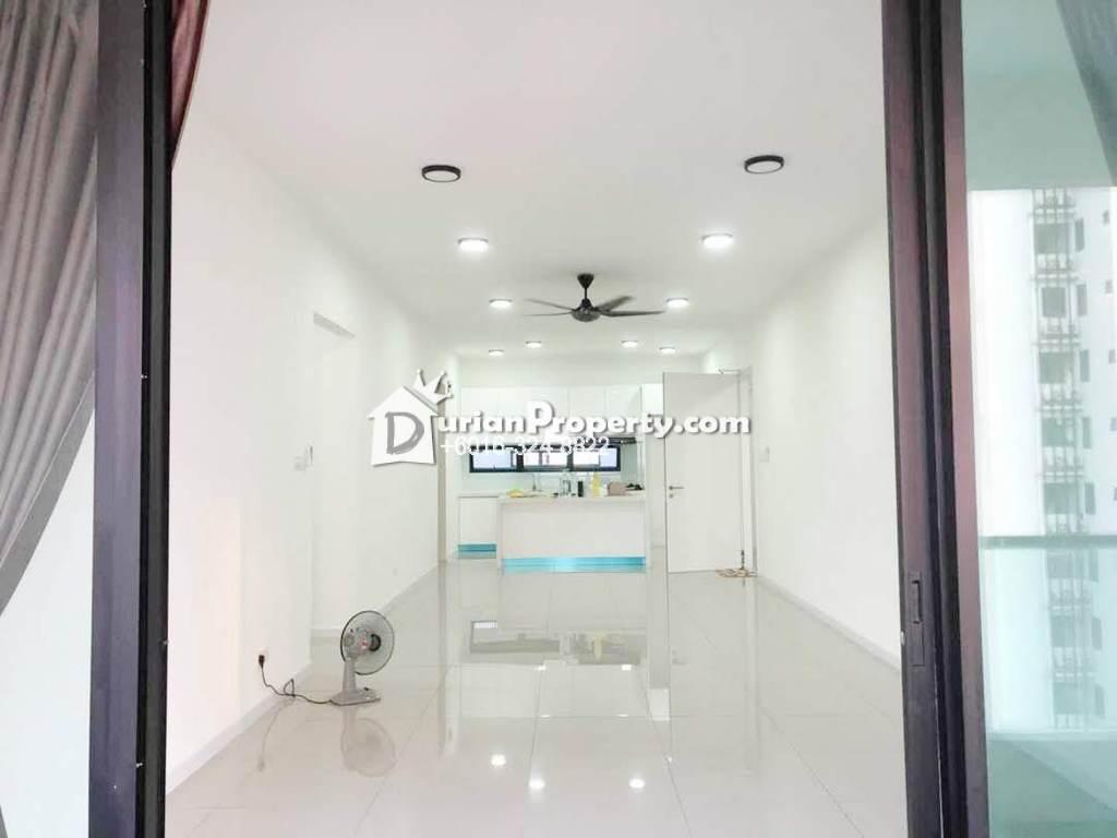 Condo For Rent at Paragon 3, Bandar Putra Permai