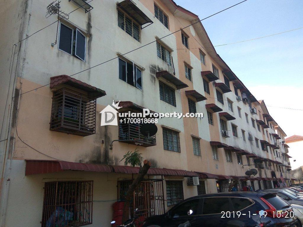 Apartment For Auction at Idaman Apartment, Damansara Damai