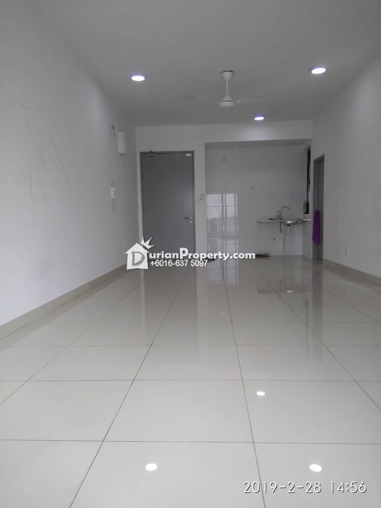 Serviced Residence For Rent at Kiara Plaza, Semenyih