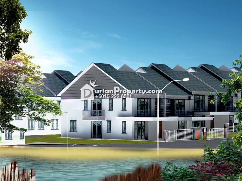Terrace House For Sale at Taman Mawar Ehsan, Rembau