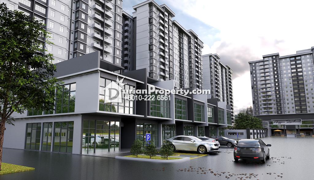 Apartment For Sale at Bandar Melaka, Melaka