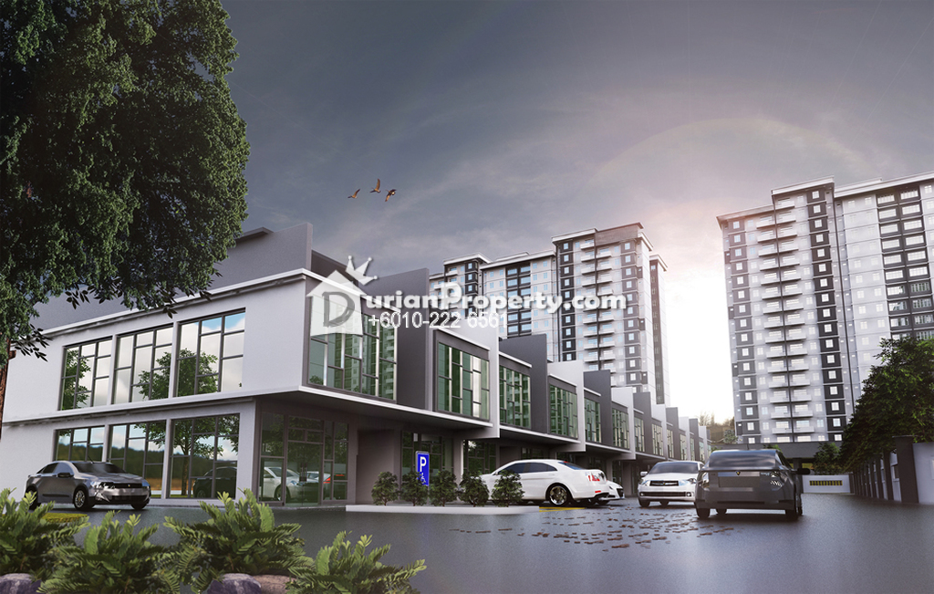 Apartment For Sale at Bandar Melaka, Melaka