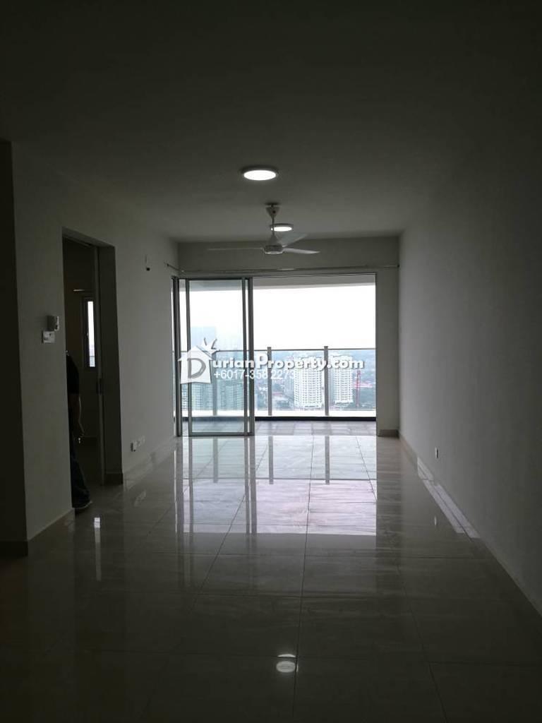 Condo For Rent at Maxim Citylights, Sentul