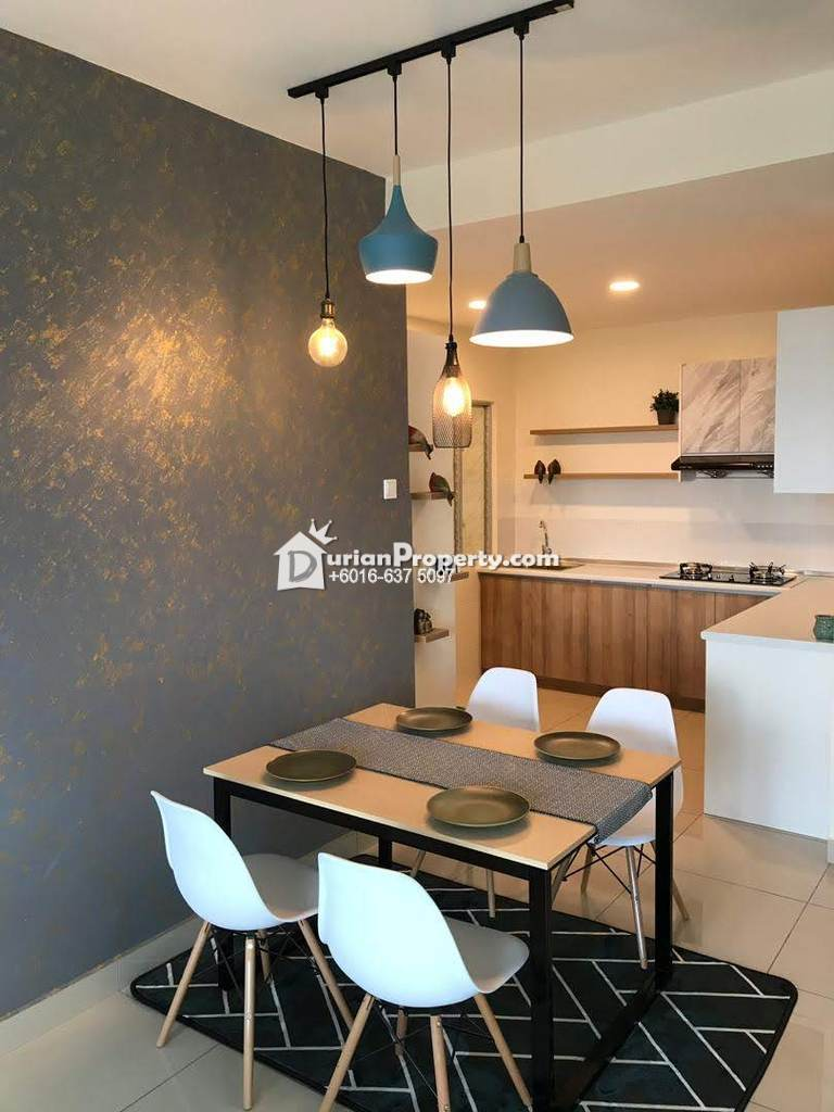 Serviced Residence For Sale at Saville @ Cheras, Batu 9 Cheras