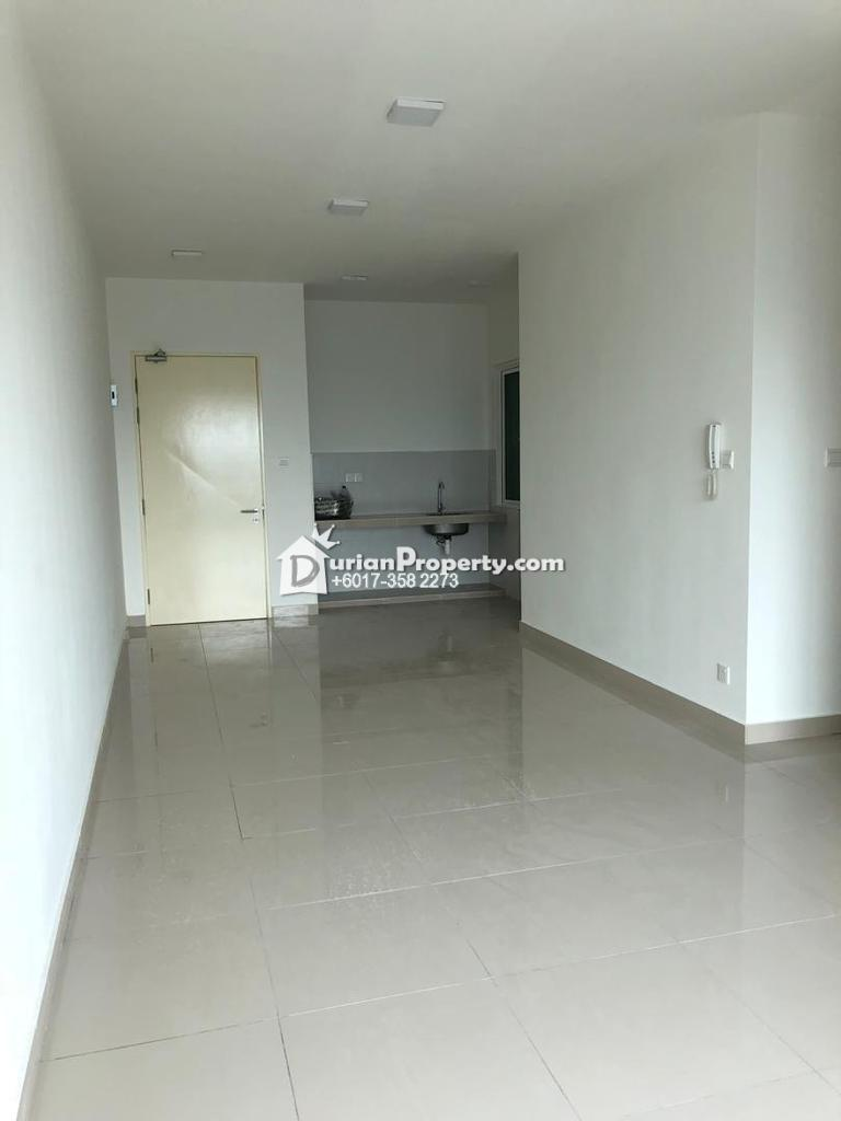 Condo For Rent at Mercury Serviced Apartment @ Sentul Village, Sentul