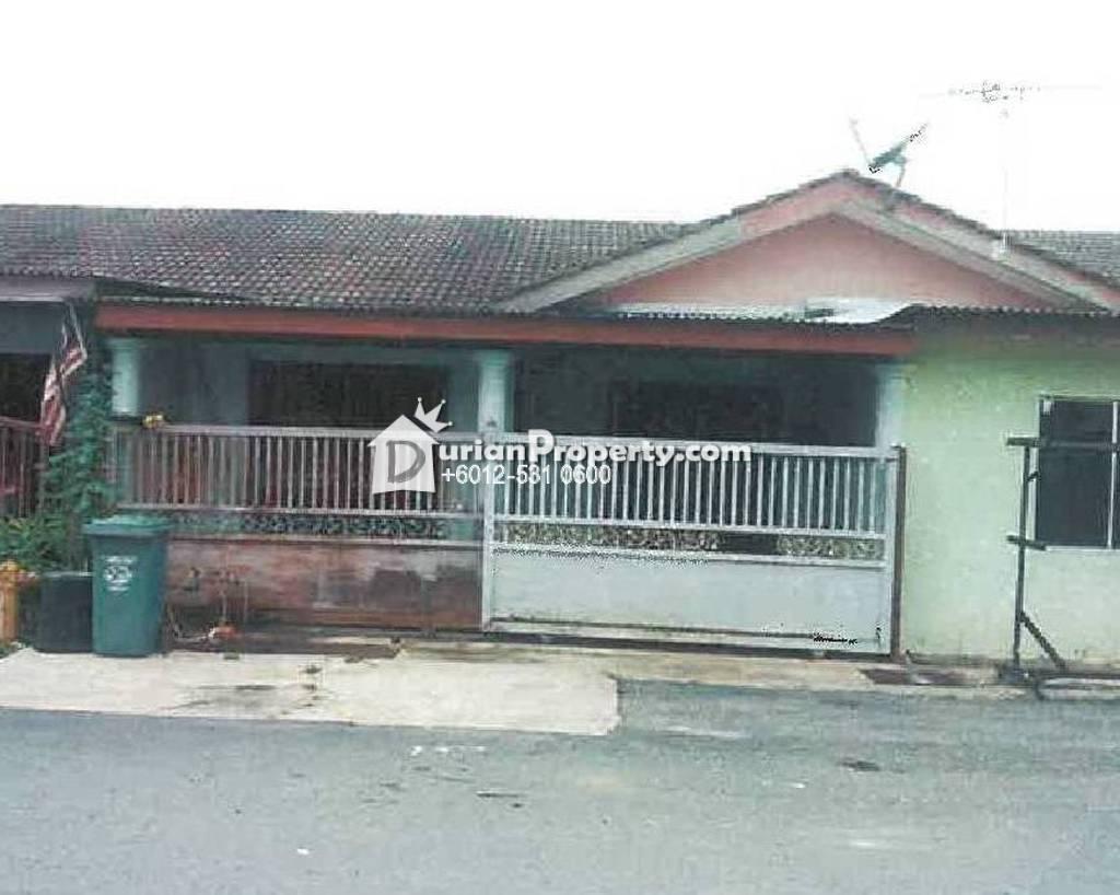Terrace House For Auction at Taman Seri Inderapura, Kuantan
