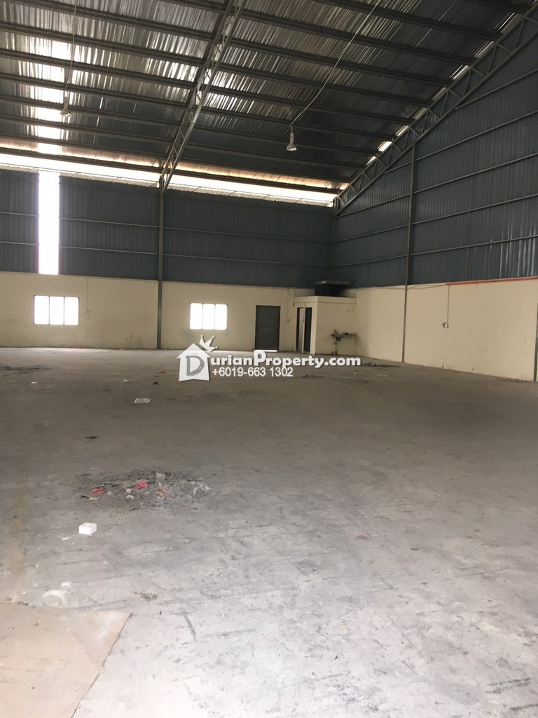 Detached Factory For Rent at Bandar Baru Sungai Buloh, Sungai Buloh
