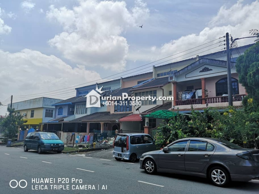 Terrace House For Sale at Taman Munsyi Ibrahim, Johor Bahru