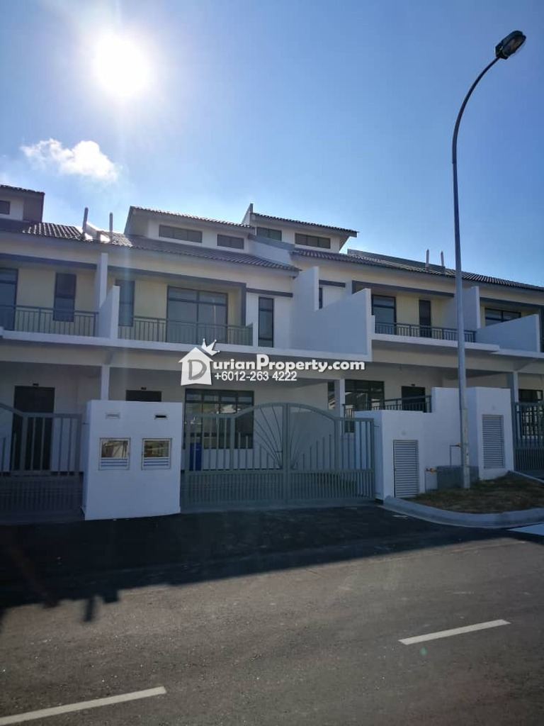 Terrace House For Rent at Taman Desaru Utama, Kota Tinggi