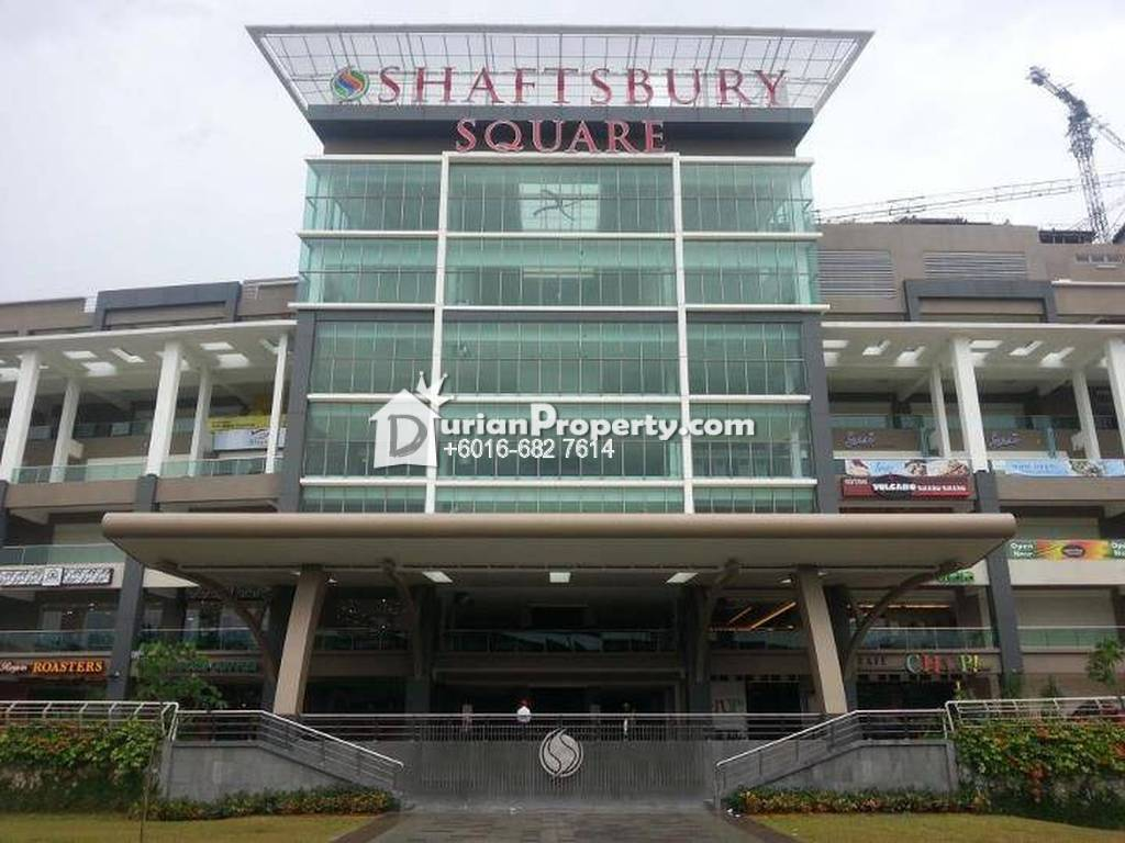 Shop Office For Sale at Shaftsbury Square, Cyberjaya