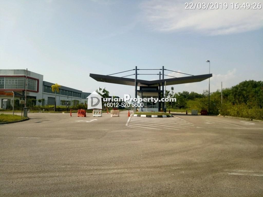 Semi-D Factory For Auction at i-Parc @ Tanjung Pelepas, Gelang Patah