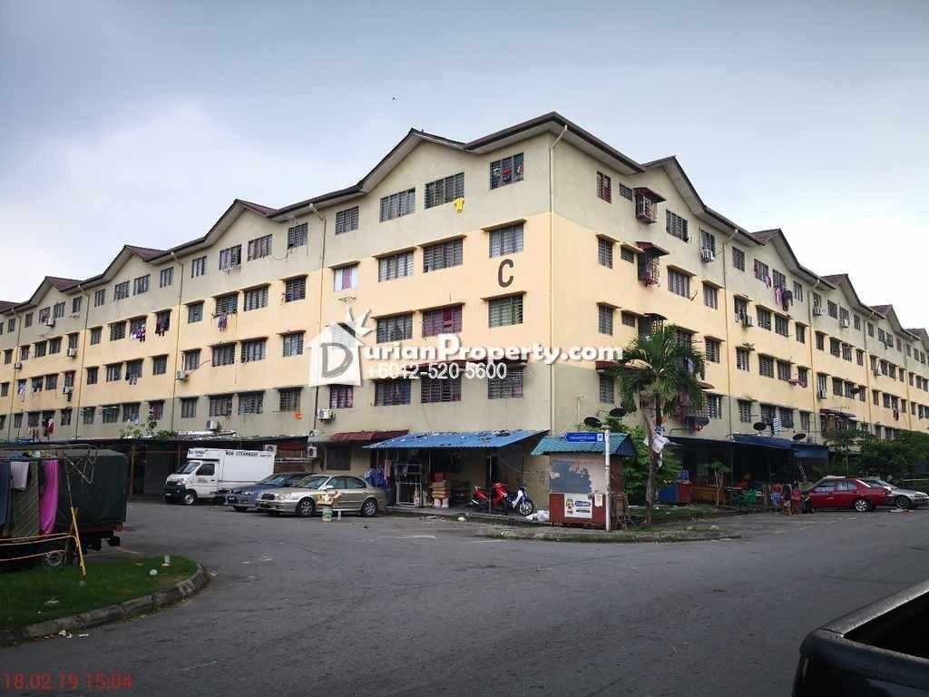 Apartment For Auction at Taman Bayu Perdana, Klang