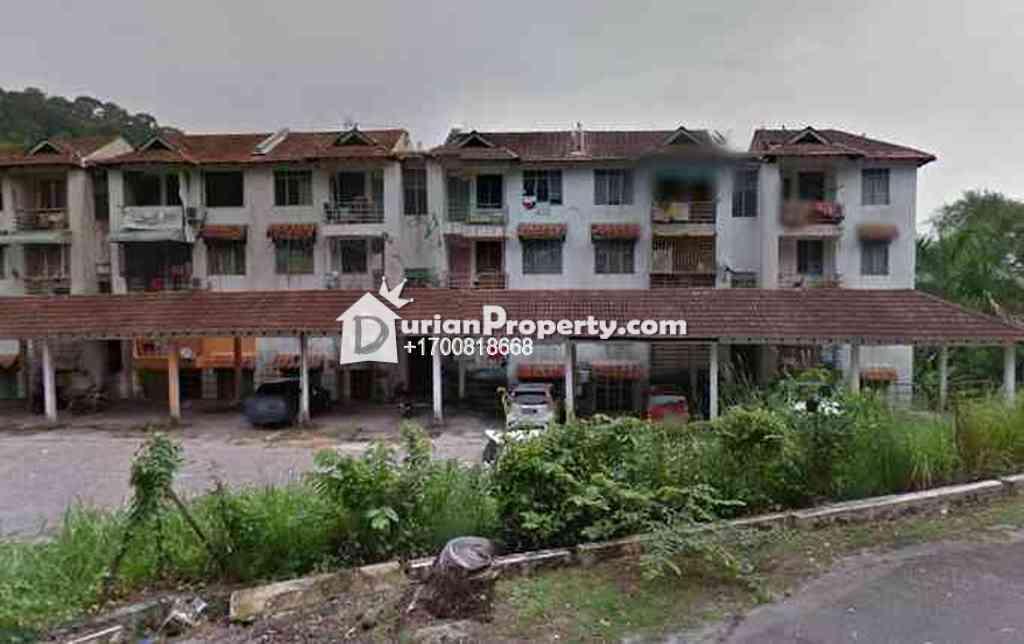 Apartment For Auction at Apartment Desa Samudera, Bandar Indera Mahkota