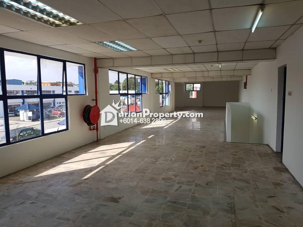 Detached Factory For Rent at Cheras Jaya Industrial Park, Balakong
